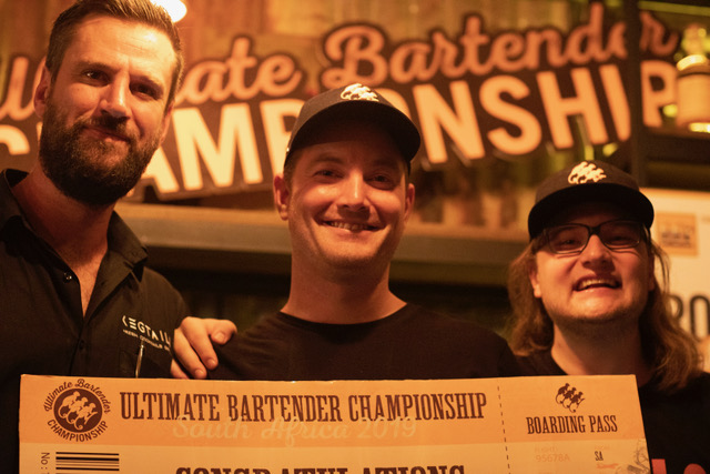 Lucky Shaker keeps the crown in Monkey Shoulder's Ultimate Bartender Championship for 2019